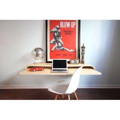 Orange22 Botanist Floating Wall Desk Allmodern