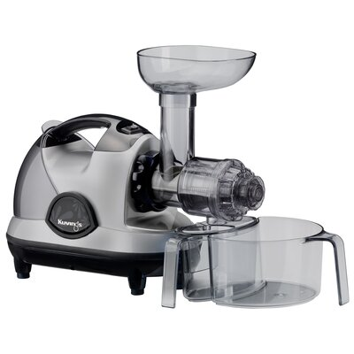 Omega Slow Juicer Spare Parts : Omega Juicers Multi-Purpose Juicer/Food Processor & Reviews Wayfair