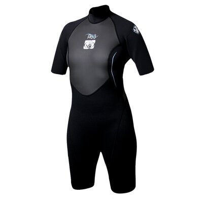 Body Glove Women's Pro 3 Springsuit in Black