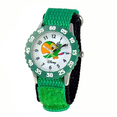 Boy's Skully Time Teacher Watch