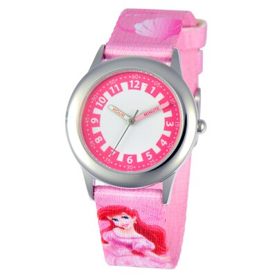 Girl's Ariel Time Teacher Watch