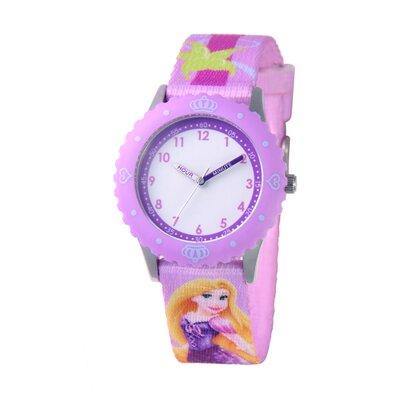 Girl's Rapunzel Time Teacher Watch
