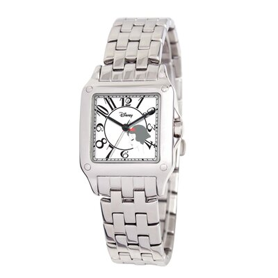 Women's Princess Perfect Square Bracelet Watch