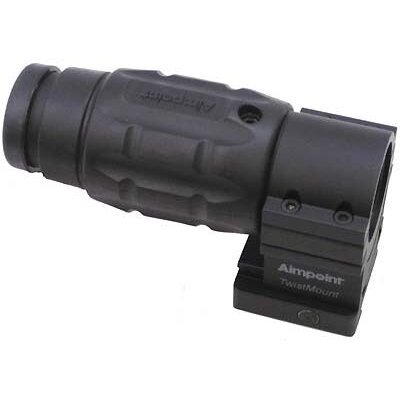 Aimpoint 3XMag Magnifying Module Bwith Twist Mount and Spacer
