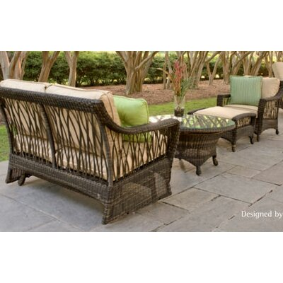 Woodard Serengeti Deep Seating Group with Cushions