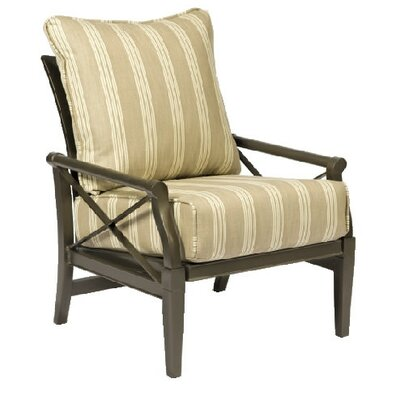 Woodard Andover Stationary Lounge Chair Cushion