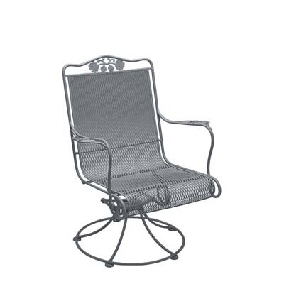 Woodard Briarwood High Back Lounge Chair