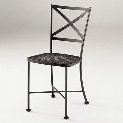 Woodard Cafe Classics Genoa Side Chair