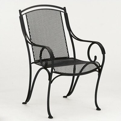 Woodard Modesto Club Dining Arm Chair