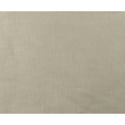 Gracious Living Plain Linen Drape