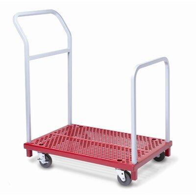Raymond Products Mini Heavy Duty Platform Truck with Handle