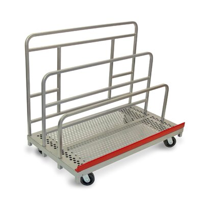 Raymond Products Heavy Duty Waterfall Panel and Sheet Mover Table Dolly