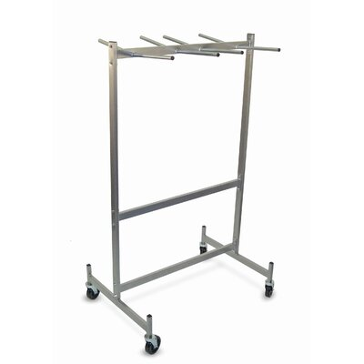 Raymond Products Hanging Folded Chair and Table Storage Truck