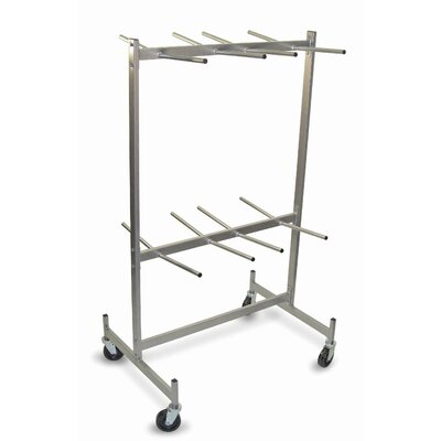 Raymond Products Compact Size for Lifetime Hanging Folded Chair Storage Truck