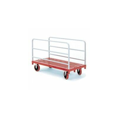 Raymond Products Heavy Duty Panel / Sheet Mover Quiet Poly Casters, All Swivel, 2 Uprights