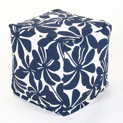 Majestic Home Products Plantation Cube Ottoman