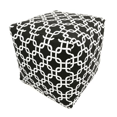 Majestic Home Products Links Cube Ottoman