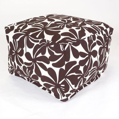 Majestic Home Products Plantation Ottoman