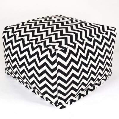 Majestic Home Products Zig Zag Ottoman