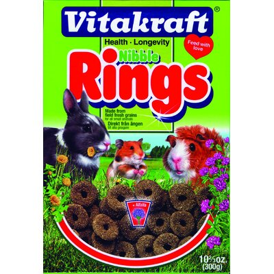 Vitakraft Nibble Rings  for Small Animal