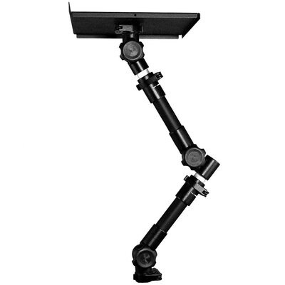 Cotytech Car Holder for iPad Dual Arm