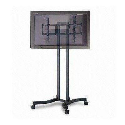 "Cotytech Adjustable Ergonomic Mobile TV Cart for 32"" - 56"""