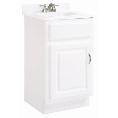"Design House Concord 18"" Bathroom Vanity Set"