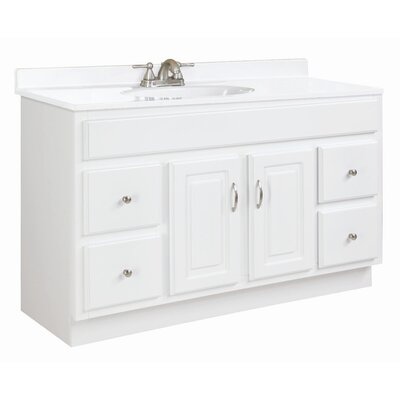 "Design House Concord 49"" Double Door Vanity Set"