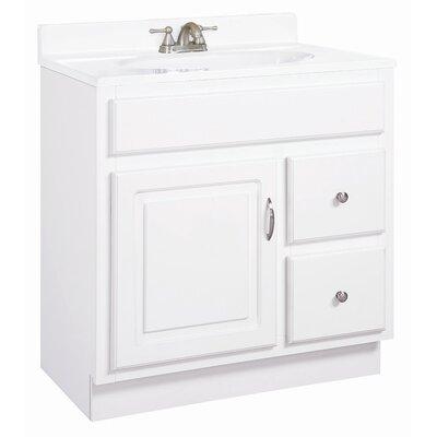 Concord 30 Quot Single Door Vanity Base Wayfair