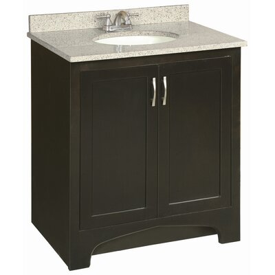 "Design House Ventura 30"" Double Door Vanity Base"