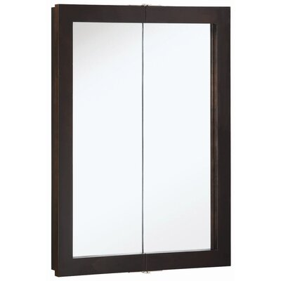 "Design House Ventura 24"" x 30"" Surface Mount Medicine Cabinet"