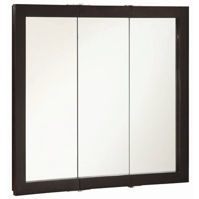 "Design House Ventura 36"" x 30"" Surface Mount Medicine Cabinet"