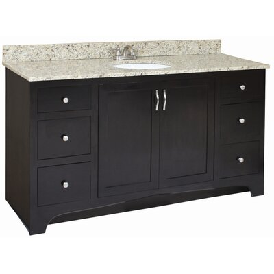 "Design House Ventura 60"" Bathroom Vanity Base"