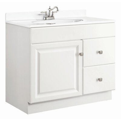 "Design House Wyndham 37"" Single Door Vanity Set"
