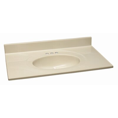 "Design House 25"" x 22"" Single Bowl Top"