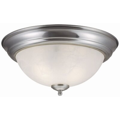 Design House Millbridge 2 Light  Flush Mount