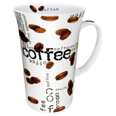 Konitz Coffee Shop Collage Mega Mug