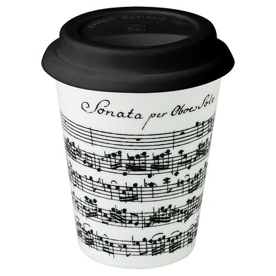Konitz Travel Vivaldi Libretto Mug (Set of 2)