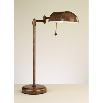 Lustrarte Lighting Contemporary Office 1 Light Table Lamp