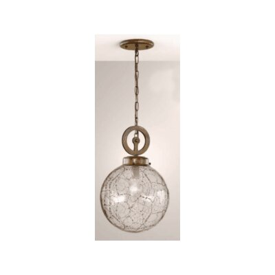 Lustrarte Lighting Rustik Aranha 1 Light Pendant