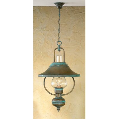 Lustrarte Lighting Rustik Rustica 1 Light Pendant