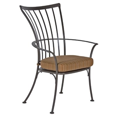 OW Lee Monterra Dining Arm Chair with Cushion