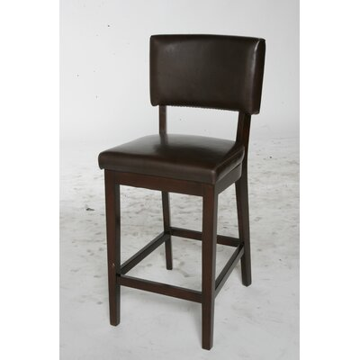 MOTI Furniture True Bar Stool with Cushion