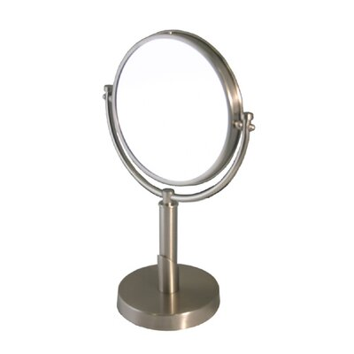 Allied Brass Tribecca Table Mirror with Magnification