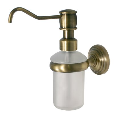 Waverly Place Wall Mounted Soap Dispenser