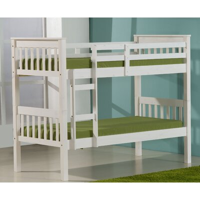 Ideal furniture novaro bunk bed reviews wayfair uk - Ideal furniture place end bed ...