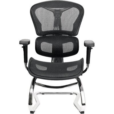 At The Office 6 Series High-Back Guest Office Chair