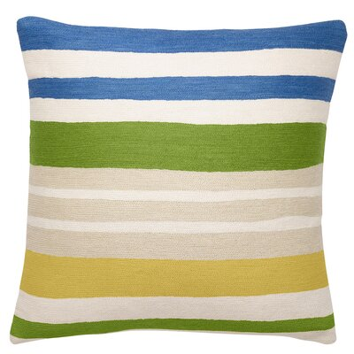 Judy Ross Textiles Landscape Wool Pillow