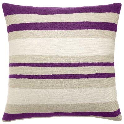 Judy Ross Textiles Landscape Wool Pillow