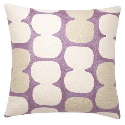 Judy Ross Textiles Tabla Wool Pillow